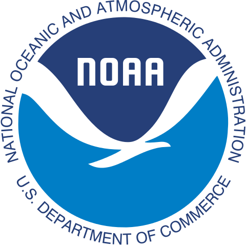 NOAA logo.