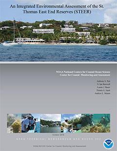 cover - An Integrated Environmental Assessment of the St. Thomas East End Reserves (STEER)