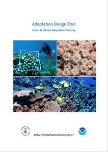 cover - Adaptation Design Tool: Corals and Climate Adaptation