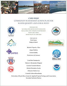 Cabo Rojo community watershed action plan for water quality and coral reefs