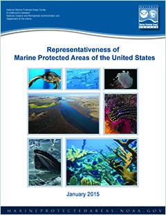 Cover - Representativeness of Marine Protected Areas of the United States