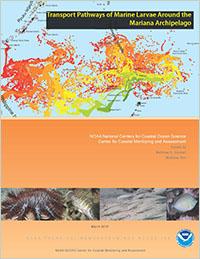 Cover - Transport Pathways of Marine Larvae Around the Mariana Archipelago
