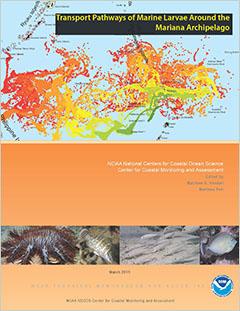 Transport Pathways of Marine Larvae Around the Mariana Archipelago