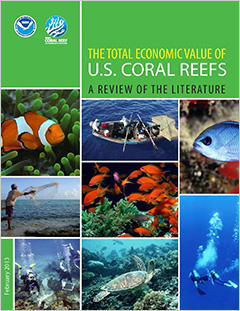 cover - The Total Economic Value of U.S. Coral Reefs: A Review of the Literature