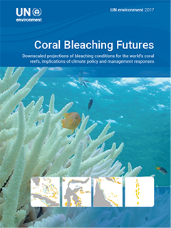 Coral Bleaching Futures - Downscaled projections of bleaching conditions for the world's coral reefs, implications of climate policy and management responses