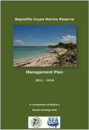 Sapodilla Cayes Marine Reserve - Management Plan 2011-2016