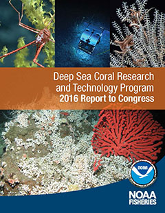 Deep Sea Research and Technology Program 2016 Report to Congress