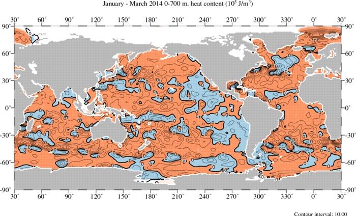 3-month heat content figures