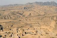Chinese Loess Plateau - Wikipedia Commons