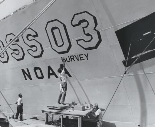 USS NOAA Survey