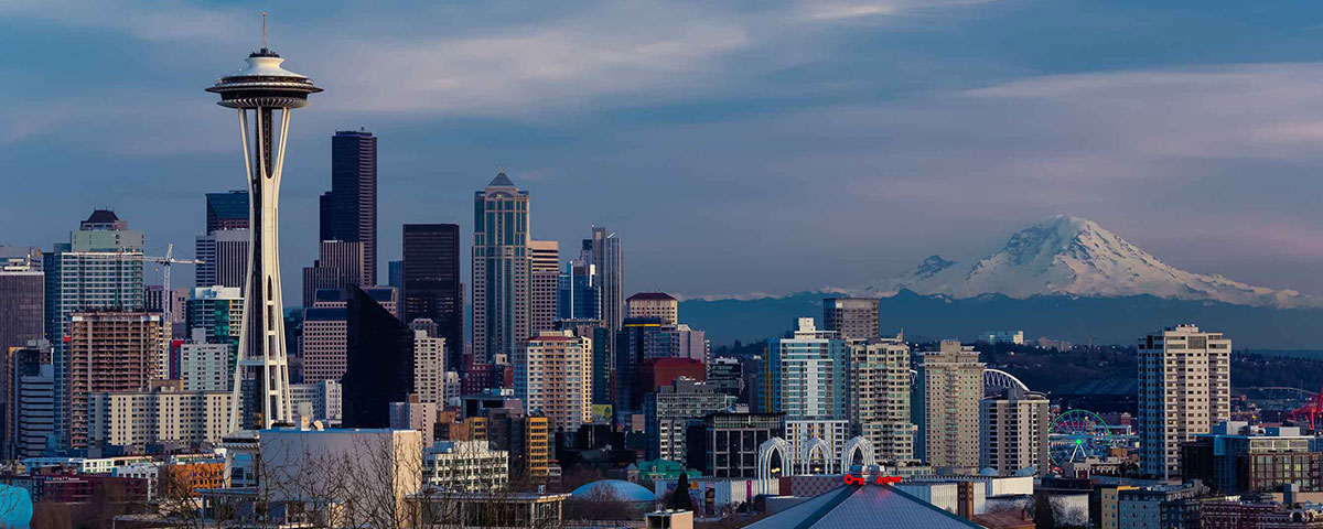 Photo of Seattle, Washingotn, Skyline