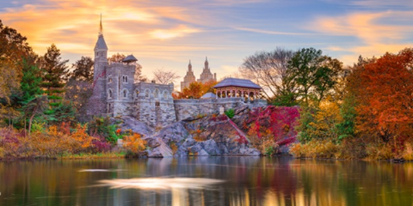 Picture of Belvedere Castle, Central Park, New York, New York