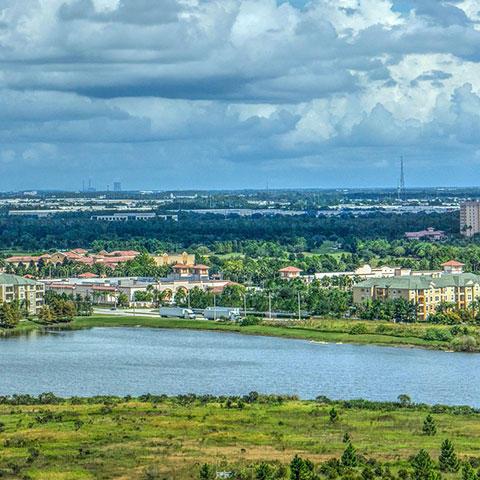 Photo of Orlando, Florida, landscape
