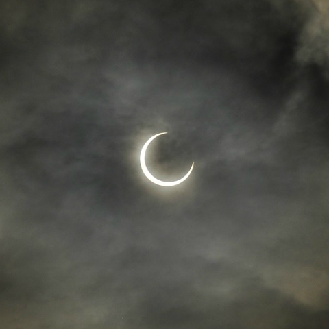 Photo of a solar eclipse courtesy of Pixabay.com