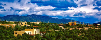 Picture of Santa Fe, New Mexico