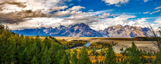 Photo of Grand Teton National Park in Wyoming