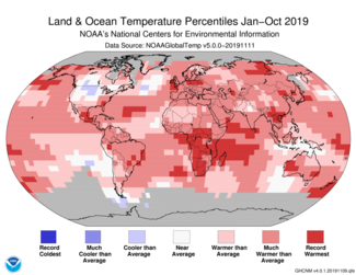 January-to-October-2019-Global-Temperature-Percentiles-Map