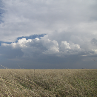 Photo of Texas Panhandle by Susan Cobb for NOAA