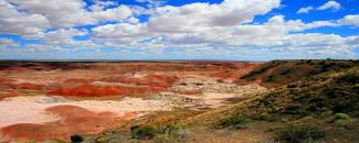 Picture of the Painted Desert