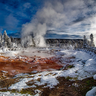 Picture of Yellowstone National Park