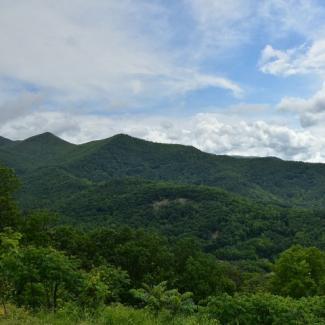 Picture of North Carolina Mountains