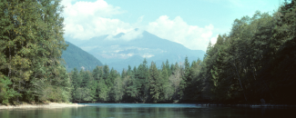 Image of Skagit River, Washington, from NOAA National Marine Fisheries