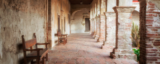 Picture of San Juan Capistrano Mission