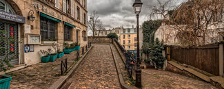 Picture of Montmartre, France