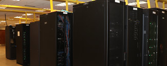 Picture of NCEI Servers