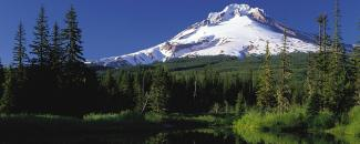 Photo of Mount Hood in Oregon