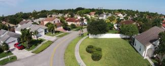 Photo of a Florida Neighborhood