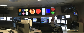 Picture of NOAA NWS Space Weather Prediction Center