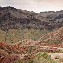 Photo of an Arizona landscape