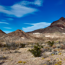 Photo of Big Bend National Park in Texas