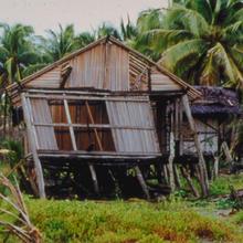 Papua New Guinea Structure Damage