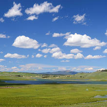 Photo of Hayden Valley in Yellowstone