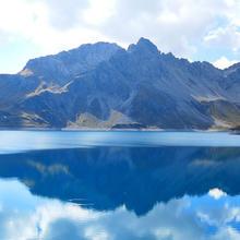 Photo of Lüner Lake in Austria