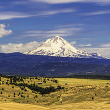 Photo of Mt Hood in Oregon