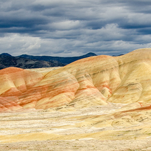 Photo of Painted Hills, Oregon