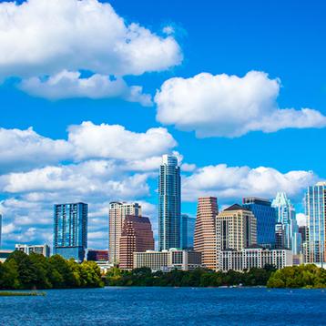 Photo of Austin Texas ©iStock