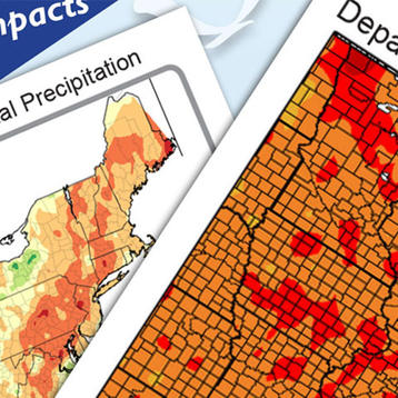 Picture of Regional Climate Outlooks, NOAA/NCEI