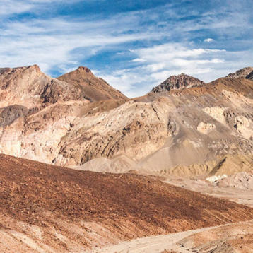 Photo of Death Valley, California
