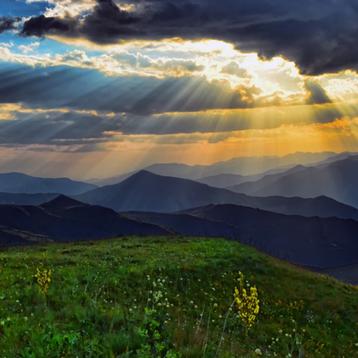 Photo of a Turkish landscape