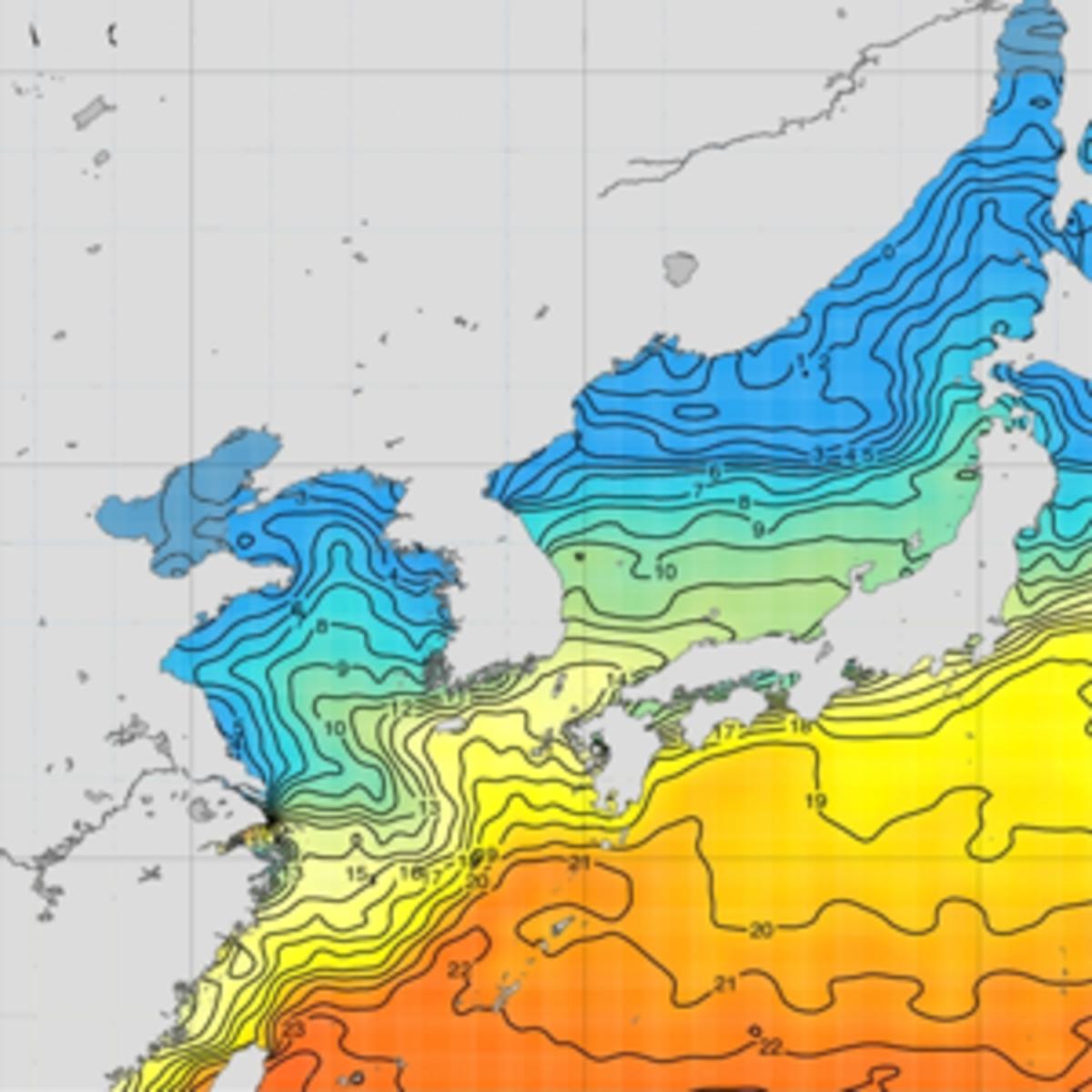 East Asian Seas