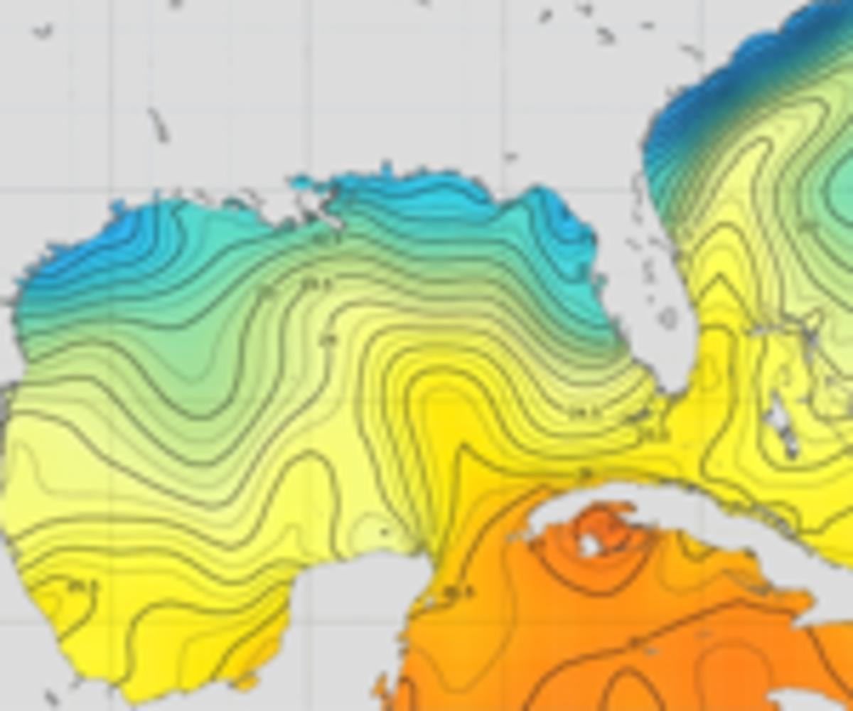 Gulf of Mexico Regional Climatology