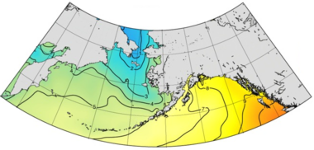 Northern North Pacific