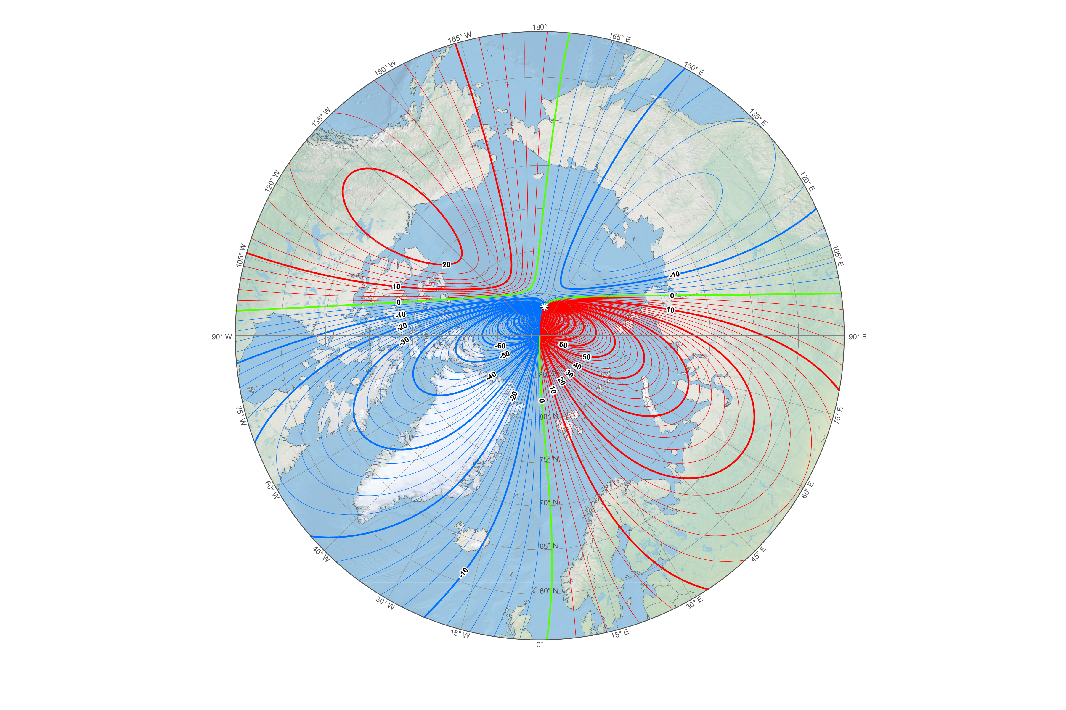 World Magnetic Model Out-of-Cycle Release | News | National ...