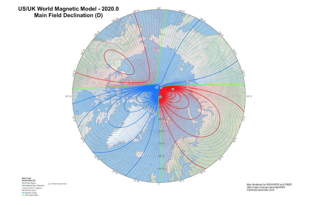 Earth's Magnetic North Pole Is Heading To Russia — Science Shock